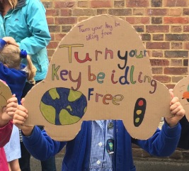 Children get the message